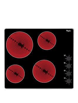 Whirlpool Akm609Ix BuiltIn Ceramic Hob   Hob With Installation
