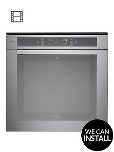 whirlpool-fusion-akzm6692ixl-built-in-oven-with-optional-installation-stainless-steelbr-plus-5-year-free-extended-warranty