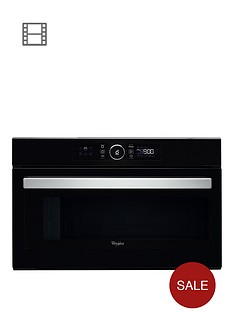 whirlpool-absolute-awm730nb-built-in-microwave-oven-with-optional-installation-black