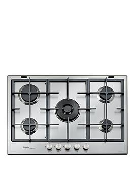 Whirlpool Fusion Gmf7522Ixl BuiltIn Gas Hob   Hob With Installation