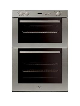 Whirlpool Akw301Ix BuiltIn Electric Double Oven   Oven Only