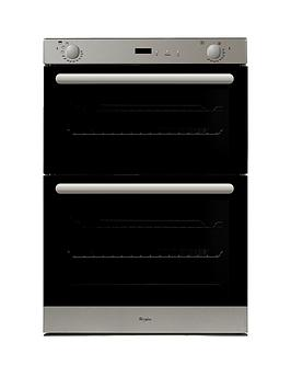 Whirlpool Akw401Ix BuiltIn Electric Double Oven   Oven Only