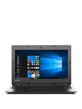 Lenovo Ideapad 100S Intel&Reg Atom&Trade Processor 2Gb Ram 32Gb Storage 14 Inch Laptop  Silver