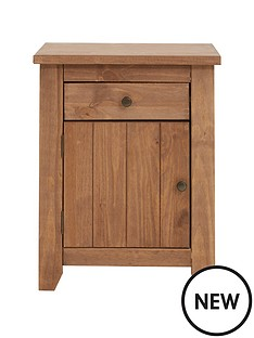 luxe-collection-havana-ready-assembled-solid-wood-1-door-1-drawer-bedside-chest