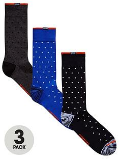 superdry-3pk-sock