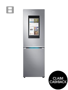 samsung-rb38m7998s4eu-family-hub-fridge-freezer-with-5-year-samsung-parts-and-labour-warranty--nbspstainless-steel