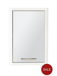 lloyd-pascal-luna-high-gloss-1-door-mirrored-bathroom-wall-cabinet-white