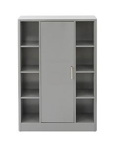lloyd-pascal-luna-hi-gloss-bathroom-console-unit-grey