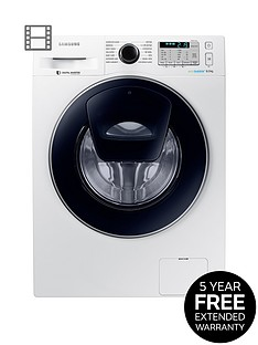 samsung-ww80k5413uweu-8kgnbspload-1400-spin-addwashnbspwashing-machine-with-ecobubbletradenbsptechnology-white