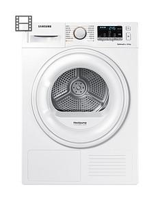 samsung-dv80m50101weunbsp8kgnbspload-tumble-dryer-with-heat-pump-technology-white