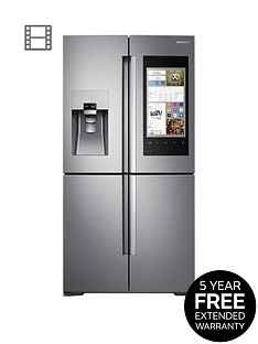 samsung-rf56m9540sreu-family-hub-multi-door-fridge-freezer-stainless-steel