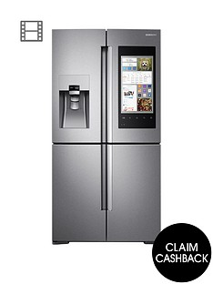 samsung-rf56m9540sreu-family-hub-multi-door-fridge-freezernbsp-nbspstainless-steel
