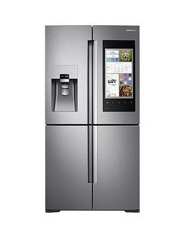 Samsung Rf56M9540SrEu Family Hub MultiDoor Fridge Freezer  Stainless Steel