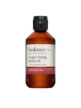 Balance Me Super Toning Body Oil 280Ml