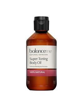 Balance Me Super Toning Body Oil 280Ml