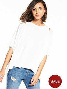 river-island-river-island-jumper-with-shoulder-cut-out