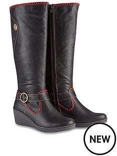joe-browns-distinctive-wedge-boots