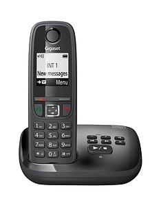 gigaset-gigaset-as405a-single-cordless-phone-black