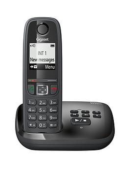 gigaset-gigaset-as405a-single-cordless-phone-black