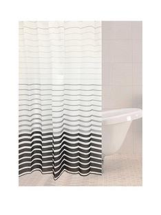 sabichi-smoke-stripe-shower-curtain