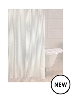 sabichi-stripe-shower-curtain