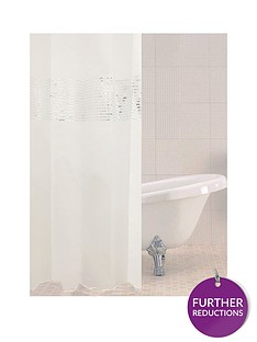 sabichi-vegas-white-shower-curtain