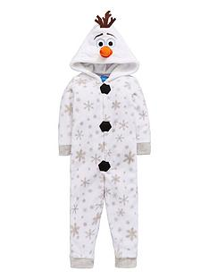 disney-frozen-frozen-olaf-unisex-dress-up-fleece-sleepsuit