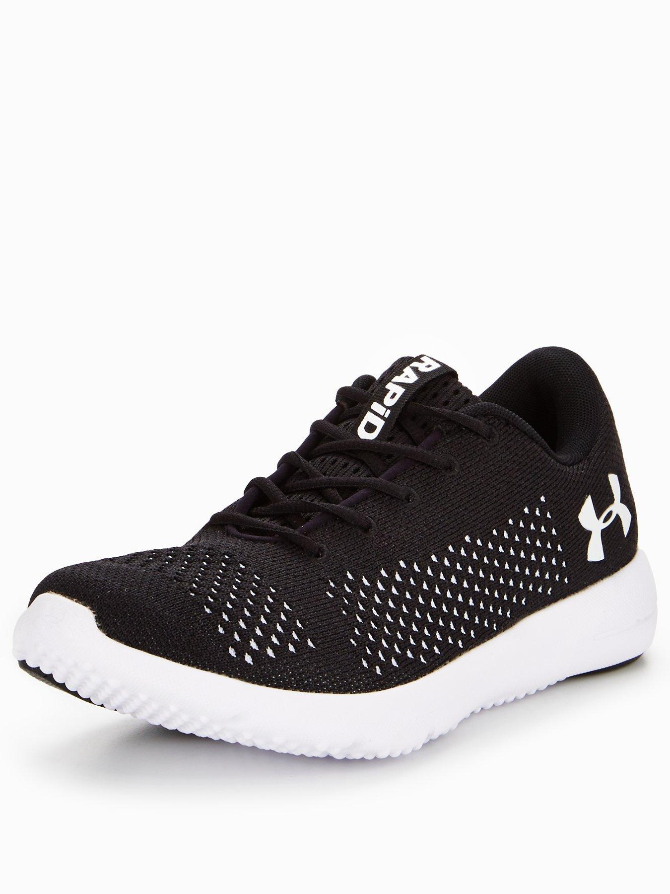 UNDER ARMOUR Rapid Black 1600172864 Women's Shoes UNDER ARMOUR Trainers