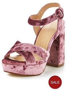 v-by-very-chance-velvet-platform-heeled-sandal-mauve