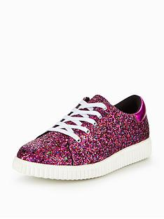 v-by-very-gene-glitter-trainer
