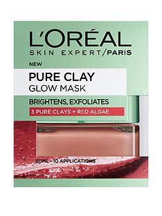 loreal-paris-l039oreal-paris-pure-clay-glow-mask-50ml