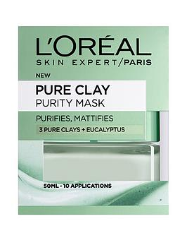 L'Oreal Paris L'Oreal Paris Pure Clay Purity Mask 50Ml Picture