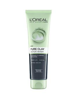 loreal-paris-pure-clay-foam-wash-detox-150ml