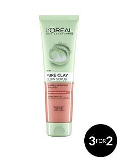loreal-paris-pure-clay-foam-wash-glow-150ml