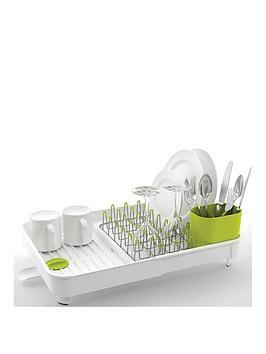 Joseph Joseph Extend - Expandable Dish Rack In White