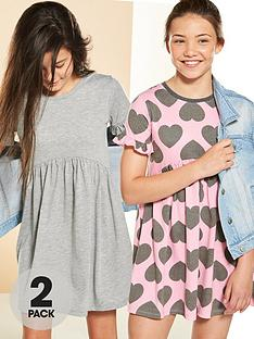 v-by-very-2pk-heart-jersey-dress
