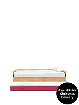 kidspace-nbspohio-single-bed-frame-and-pull-out-guest-bed-with-optional-mattress