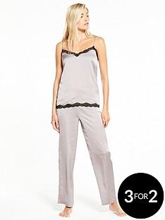 v-by-very-satin-lace-trim-caminbsppyjama-set