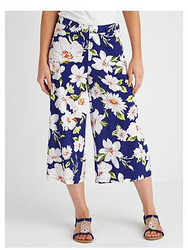 joe-browns-floral-culotte-trousers