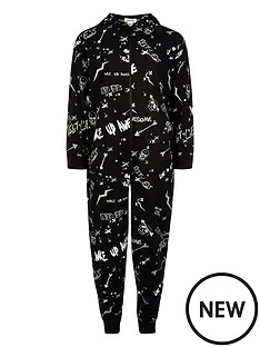 river-island-boys-black-039break-the-rules039-onesie