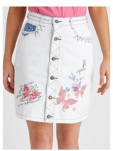 joe-browns-button-though-applique-skirt