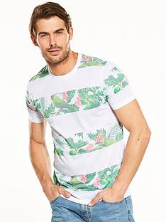 v-by-very-palm-print-t-shirt