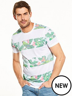 v-by-very-palm-print-t-shirt