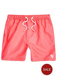 river-island-boys-coral-print-swim-shorts