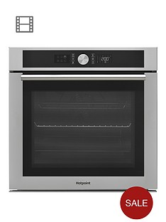 hotpoint-class-4nbspsi4854hix-60cm-built-in-electric-single-oven-with-optional-installation--nbspstainless-steel