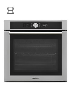 hotpoint-class-4nbspsi4854hix-60cm-built-in-electric-single-ovennbsp-nbspstainless-steel