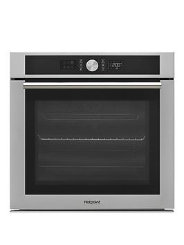 Hotpoint   Class 4 Si4854Hix 60Cm Built-In Electric Single Oven - Stainless Steel - Oven Only