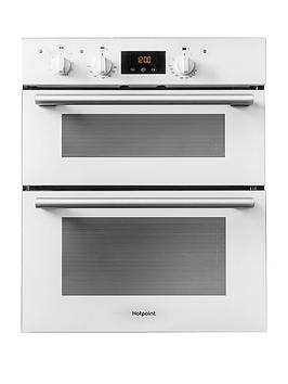 Hotpoint Du2540Wh 60Cm BuiltUnder Double Electric Oven   Oven With Installation