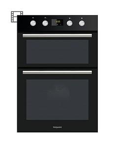hotpoint-class-2-dd2844cbl-60cmnbspbuilt-in-double-electric-oven-black