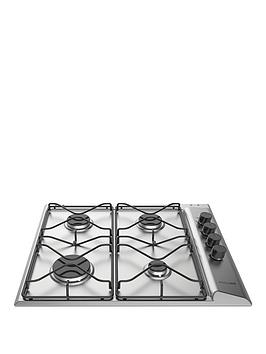 Hotpoint Hotpoint Pan642Ixh 58Cm Wide Built-In Hob With Fsd - Stainless  ... Picture